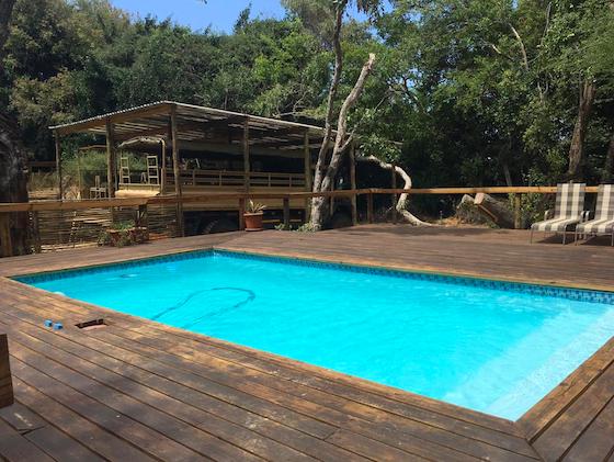 Nguma Island Lodge campsites
