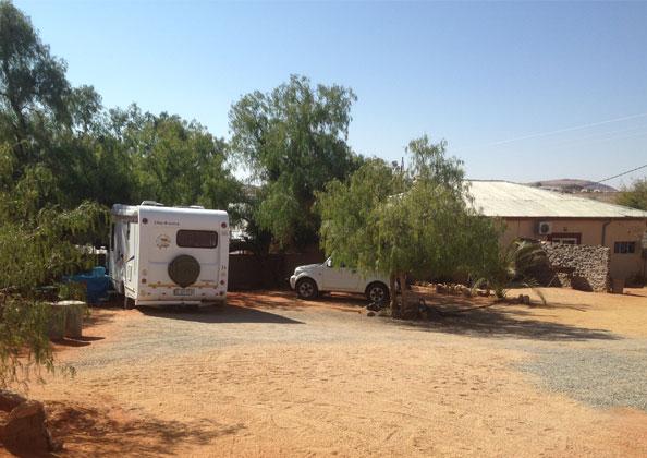 Namib Garage Aus
