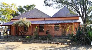 Mueseum in Francistown Botswana.