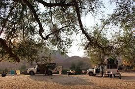 Okarohombo Campsite