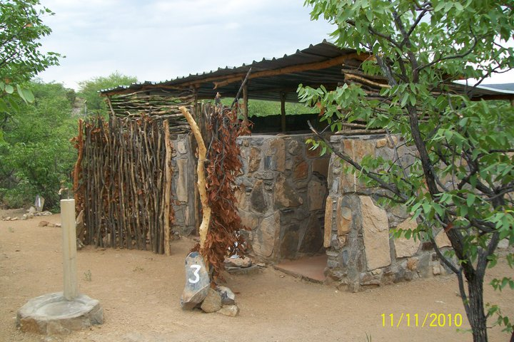 Ugab Terrace Lodge