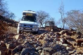 Van Zyl's Pass Campsite