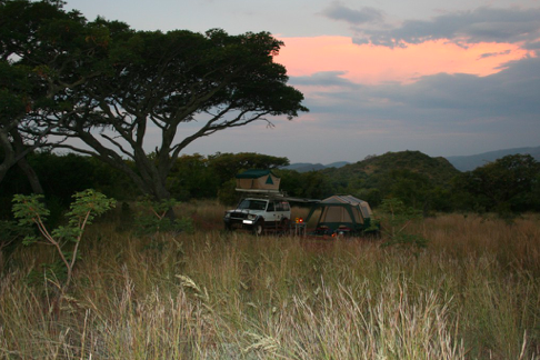 Morning Sun Bush Camps 4x4 Bush Camp -  Makhado