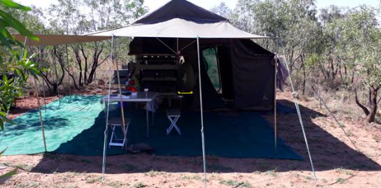 Kyleu Bush 4x4 Camp - Hammanskraal