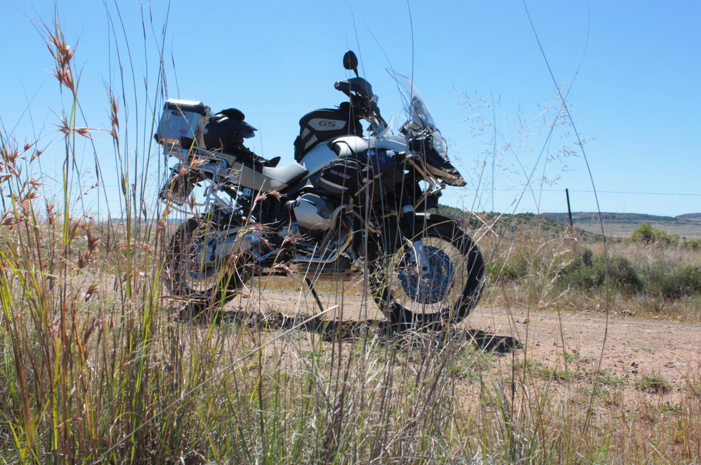 Motorbike Friendly Campsites - Free State