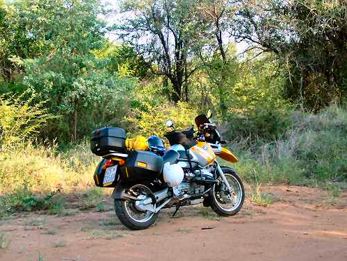 Motorbike Friendly Campsites - Limpopo
