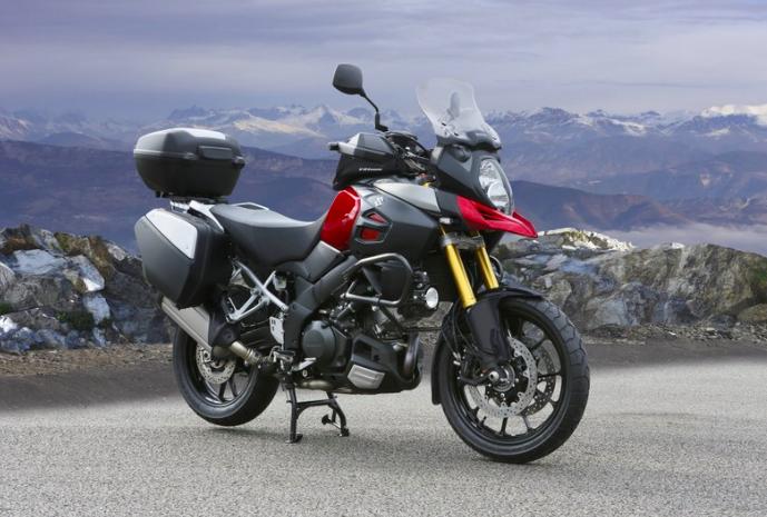 Motorbike friendly campsite in the Western Cape