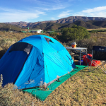 The Travelling Tortoise campsites