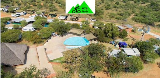 Dube Private Game Reserve campsites