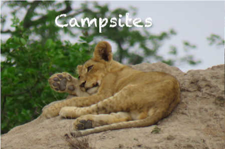 Campsites in Mpumalanga