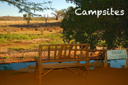 Campsites in Limpopo