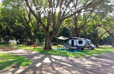 Campsites in Gauteng