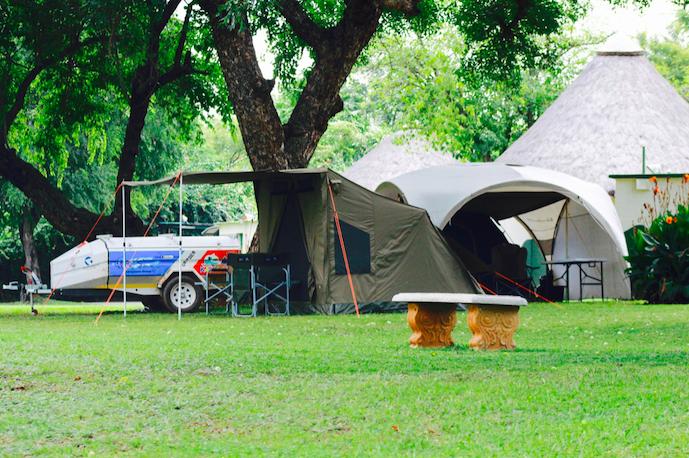 Campsites in Barberton