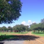Campsite at Jozini Dam