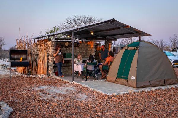 Etosha Trading Post campsite