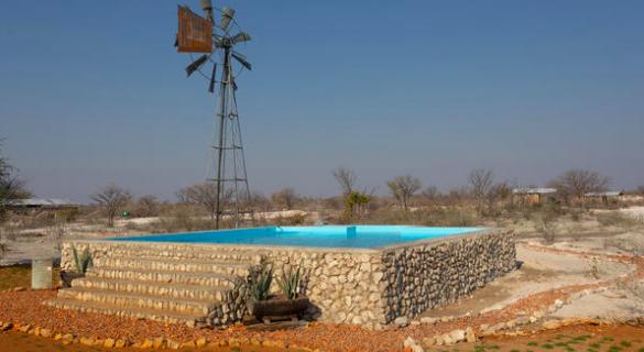 Etosha Trading Post campsites