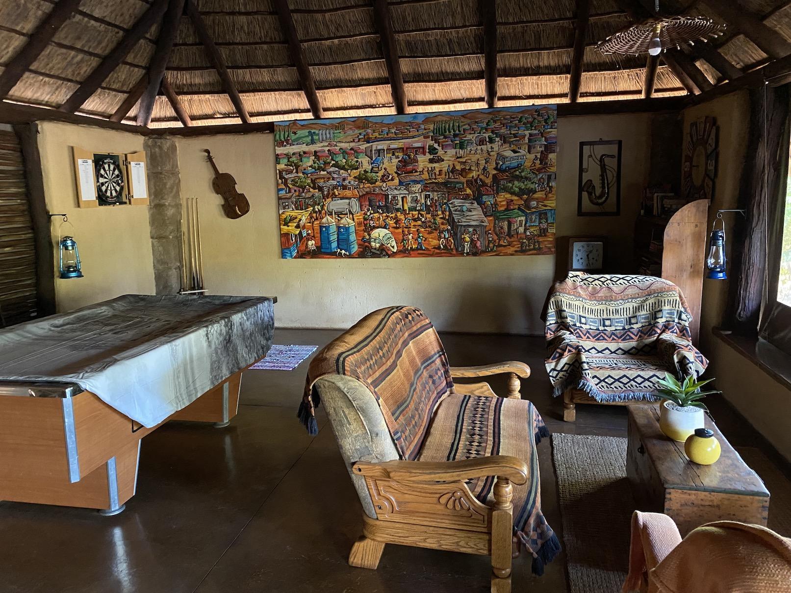 campsites in pafuri